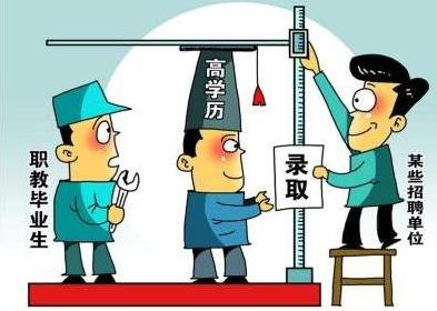 上班族必须要升学历的原因,学历教育的目的是什么?